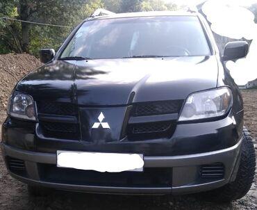 Mitsubishi Outlander 2.4 l. 2003   250000 km