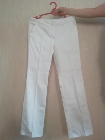 слипоны на высокой подошве женские в Кыргызстан: Летние женские брюки, куплено за границей за 150 лирТурцияХ/бВысокая
