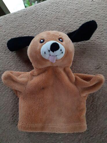 Игрушки в Чолпон-Ата: Продаётся собачка игрушка одевается на руки!
