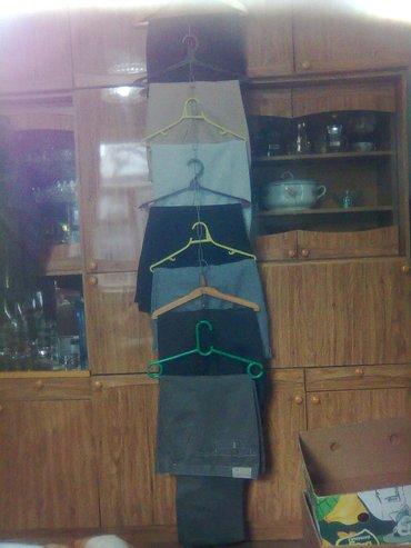 Рубашка летняя мужская - Кыргызстан: Продаю мужские вещи Б/У : мужские брюки и джинсы, размеры