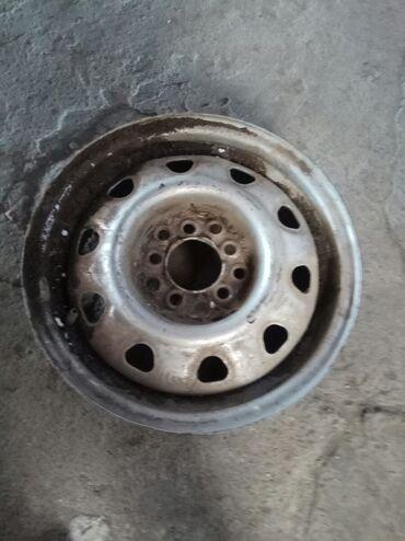 железные диски r14 в Кыргызстан: Подаю диски железные универсальные разболтовка 114! R14