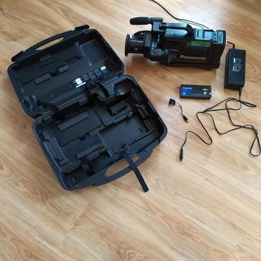 panasonic m3000 - Azərbaycan: Videokamera panasonic M3500