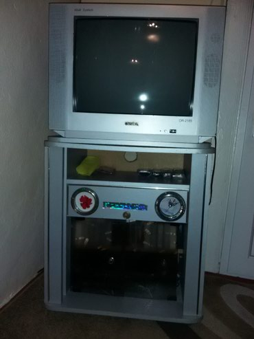Elektronika Astarada: Telvizor-Orviqa-2185Tel.altı hədiyyəQiyməti.-80m. işlək vəziyyətdədir