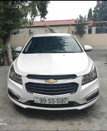 cruze - Azərbaycan: Chevrolet Cruze 1.4 l. 2014   194574 km