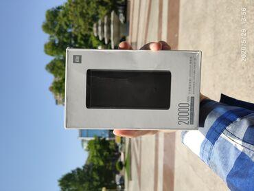 Portativ enerji yükləyicilər Azərbaycanda: Xiaomi Mi Power Bank 20000 mah  fast charge 45w orginal  galagramli
