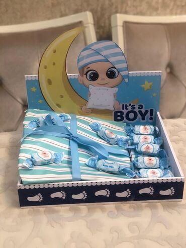 Xonça.yeni doğulan oğlan uşağı üçün(Türkiyənin Ufaklık firmasının