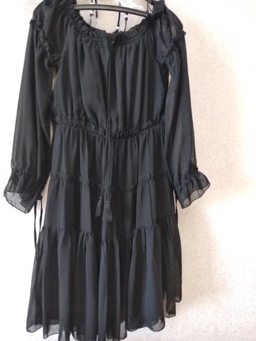 турецкое платье шифон в Кыргызстан: Продаю красивое шифоновое платье Турция почти новое