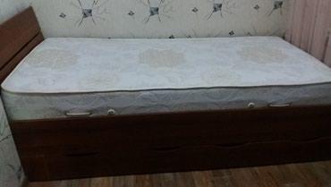 Качественная односпальная кровать от в Бишкек