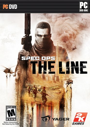 Pc igra spec ops the line   (2012) - Beograd