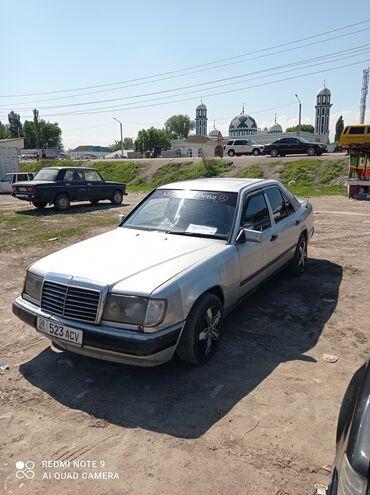 дизель форум бишкек недвижимость в Кыргызстан: Mercedes-Benz 200 2 л. 1987 | 3583383 км