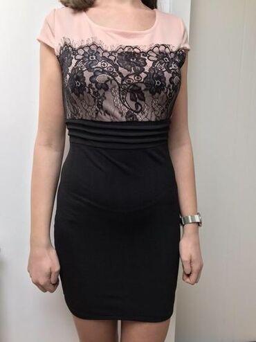 Pamucna haljinaduzina cm - Srbija: Dress Business 0101 Brand M