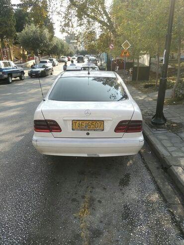 Mercedes-Benz E 220 2.2 l. 2001 | 370000 km