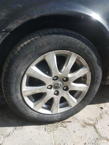 r16 диски купить в Кыргызстан: Куплю такой диск. Toyota Camry 20. Или продам комплект этих дисков
