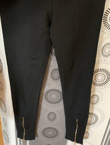 женские-черные-брюки в Азербайджан: Lasin tipli şalvar. Pambıq materialdır