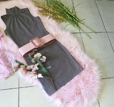 Haljina-model - Srbija: Pamučna haljina Super model Vel S M