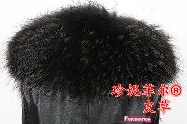 Жилетка с меховым воротникомМех высококачественный в Бишкек