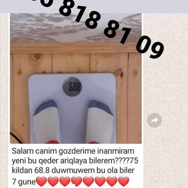 Qadin salon - Azərbaycan: 1 aya 10 kq ariqlama qarantisi. Fərdi mesgul oluram. Cox qadin sorusur