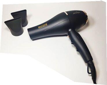 Фен для волос MOZER-Top style -2скорости и 3 режима нагрева-Струя