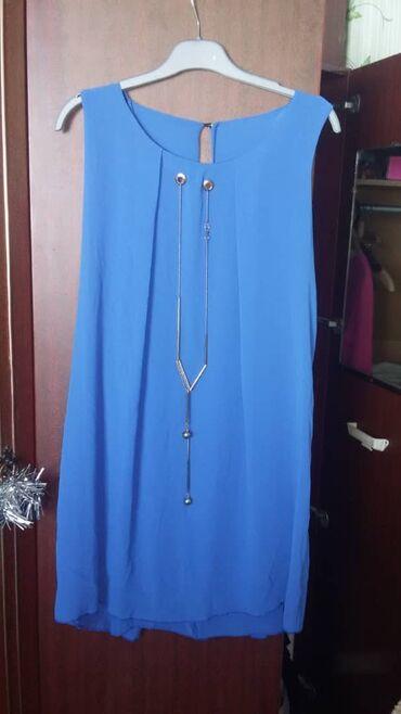Платье 46 размер. итальянское. 450 сом
