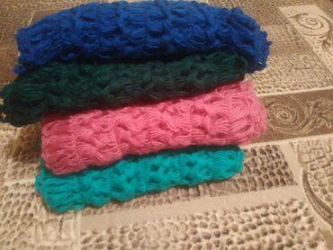 Продаю теплые женские носки пинетки-кроссовки шарфы мохеровые от
