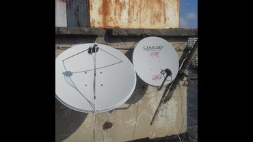 Bakı şəhərində Krosna peyk anten quraşdırılması temiri satışı