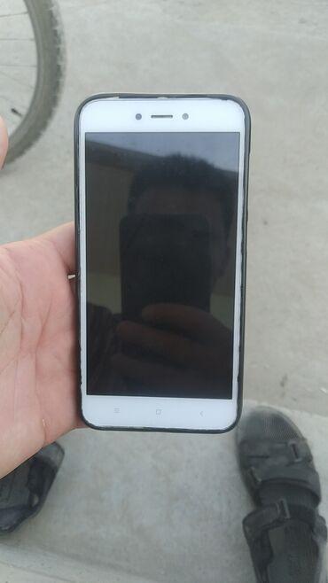 Электроника - Баткен: Xiaomi Redmi 5A   16 ГБ   Черный   Сенсорный