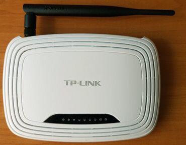 модем-роутер-цена в Кыргызстан: Настройка роутера Tp Link tl wr741ndХороший мощный вайфай по хорошей