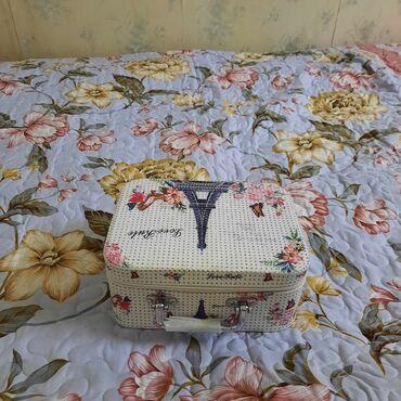 13910 объявлений: Очень хорошая удобная сумочка для украшения  Кирпичная Сары-Челекская