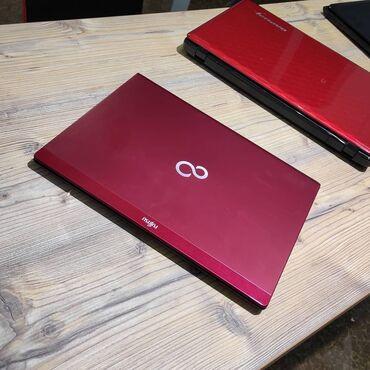 Ноутбуки и нетбуки - Бишкек: Классный качественный Ультрабук Fujitsu в отличном состоянии•