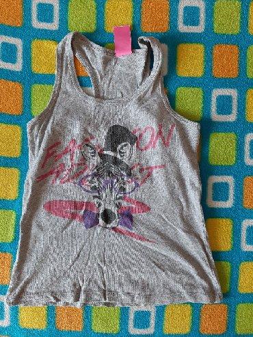 Majica-decija - Srbija: Rang decija majica na brtele, veličina 10