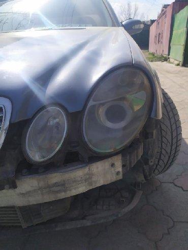 mercedes benz w124 e500 волчок купить в Кыргызстан: Продаю передние фары на mercedes w211.Ушки не сломаны, без трещин и