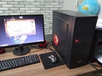 современный компьютер в Кыргызстан: Игровой компьютер GTX660 2GB / i3 / 8GB RAM Тянет все современные