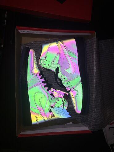 треккинговая обувь бишкек в Кыргызстан: Листайте Продаются кроссовки Nike air Jordan 1 zoom fears!(полностью н