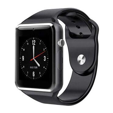 1700din (Dostupni crni i roze)Smart sat pametan sat SA KUTIJOM **NOVO