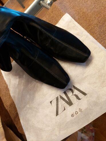Zara nove čizme. 26 cm pise 39 ali odgovara broju 40
