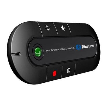 Zrndks msjica kratki tukavi prlj toze rolka za bt - Srbija: Bluetooth Car Kit BT-850 crni