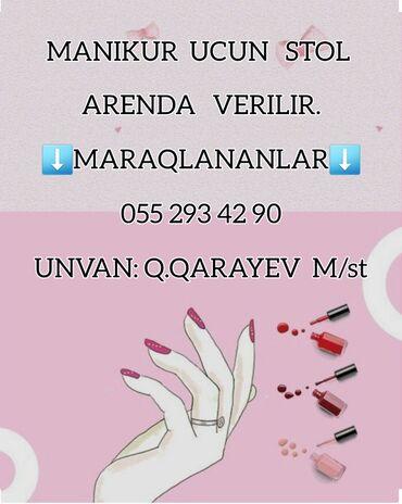 tap az qazel arenda - Azərbaycan: Stol arenda verilir