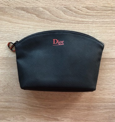 DIOR Black Beauty Case