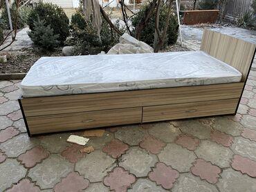 Односпальная Кровать 190 * 80 * 73 *