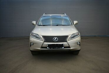 Lexus RX 3.5 л. 2013 | 180000 км