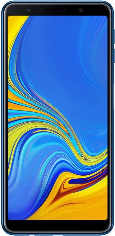 Samsung blue earth - Azerbejdžan: Novo Samsung Galaxy A8 2018 64 GB plavo