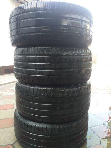 диски воссен 17 в Кыргызстан: Продаю разнопарные шины continental 225/45/17 pirelli. 245/40/17 cont