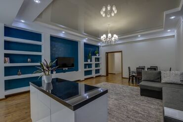 прозрачный шифер цена бишкек в Кыргызстан: 3 комнаты, 110 кв. м Лифт