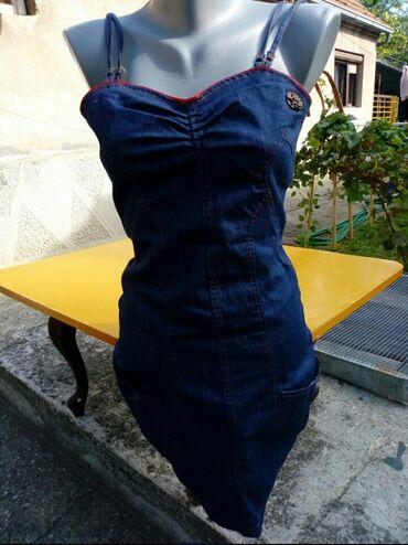 Haljine   Indija: Teksas haljina vel.s/m
