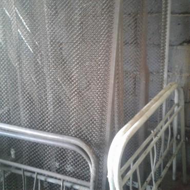 Кровать железная в Лебединовка