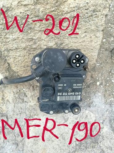 Bakı şəhərində W-201 Mersedes 190 komutatoru işləkdi 55 manat