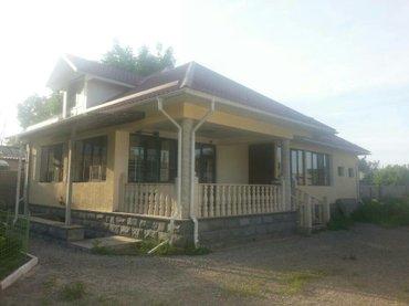 Продаётся новый дом 2014 года постройки 110 м2, участок 13 соток по вс в Бишкек