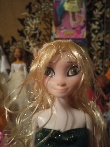 прошивка в Кыргызстан: Делаю ооак за 190сом с вас кукла с одеждой, пороком 190 сом, а с