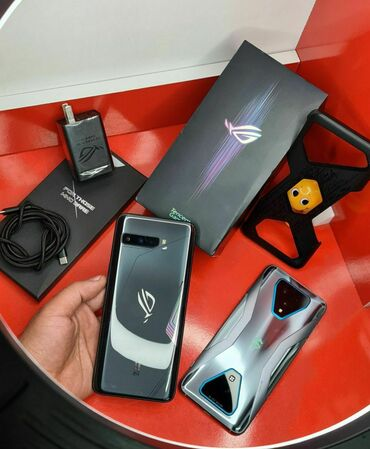 сенсорные плиты на кухню в Кыргызстан: Продается: asus rog phone 3 оперативка: 12гбпроцессор: snapdragon 865
