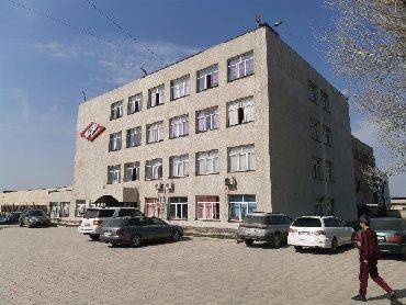 Аренда заводов и фабрик в Кыргызстан: Сдаётся помещение под производство, склад и др. 3 этаж,1008 м2, размер